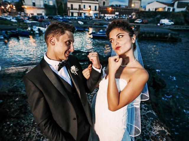 Il matrimonio di Daniele e Giada a Giarre, Catania 70