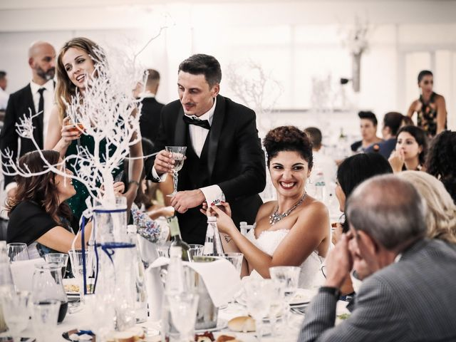 Il matrimonio di Daniele e Giada a Giarre, Catania 79