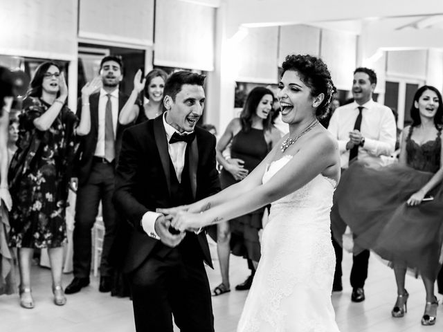 Il matrimonio di Daniele e Giada a Giarre, Catania 81