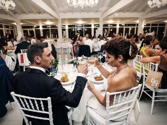 Il matrimonio di Daniele e Giada a Giarre, Catania 82