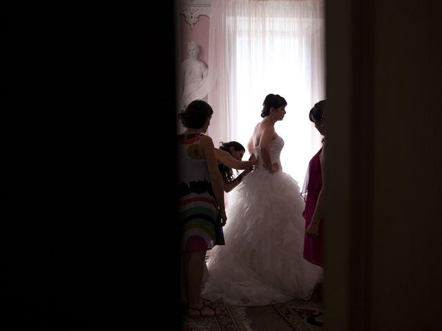 Il matrimonio di Riccardo e Laura a Buti, Pisa 9