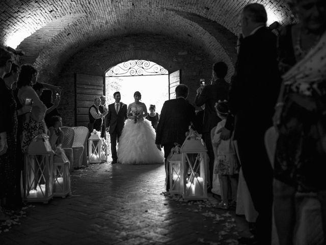 Il matrimonio di Riccardo e Laura a Buti, Pisa 23