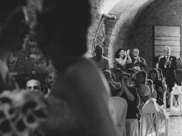 Il matrimonio di Riccardo e Laura a Buti, Pisa 27