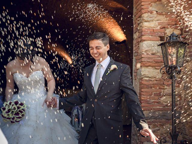 Il matrimonio di Riccardo e Laura a Buti, Pisa 28