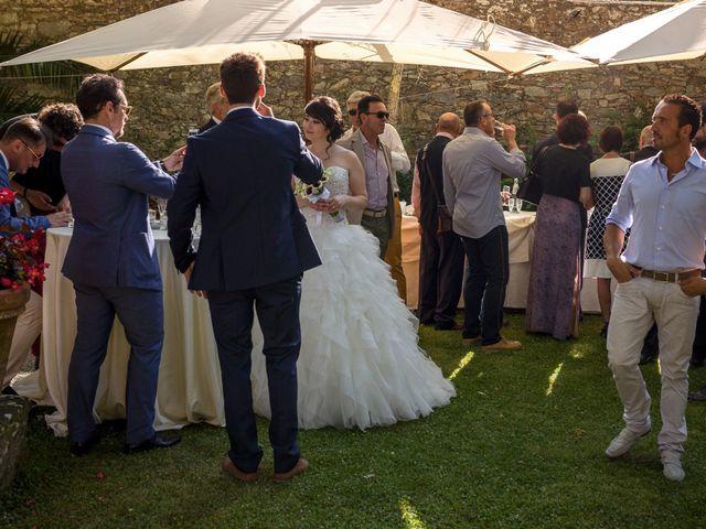 Il matrimonio di Riccardo e Laura a Buti, Pisa 29