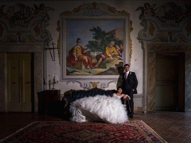 Il matrimonio di Riccardo e Laura a Buti, Pisa 34