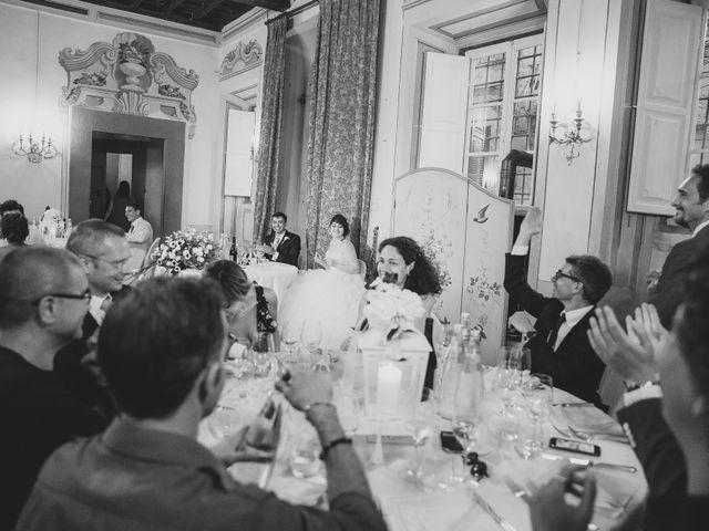 Il matrimonio di Riccardo e Laura a Buti, Pisa 38