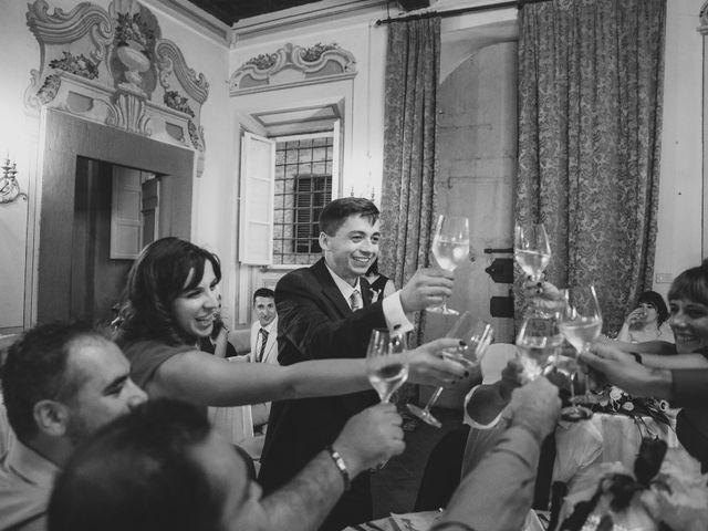 Il matrimonio di Riccardo e Laura a Buti, Pisa 39