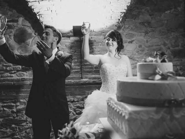 Il matrimonio di Riccardo e Laura a Buti, Pisa 40