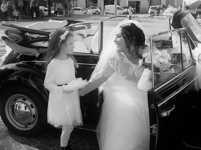 Il matrimonio di Marco e Stefania a Rodengo-Saiano, Brescia 2