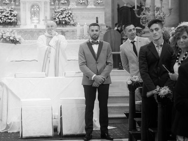 Il matrimonio di Marco e Stefania a Rodengo-Saiano, Brescia 3