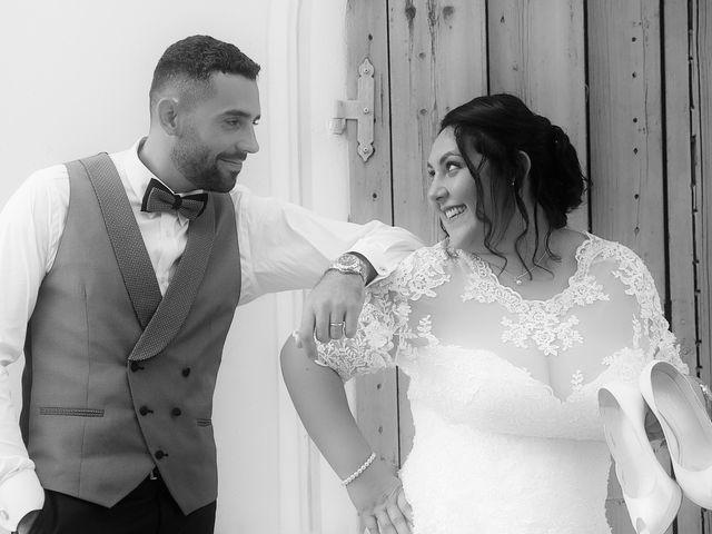 Le nozze di Stefania e Marco