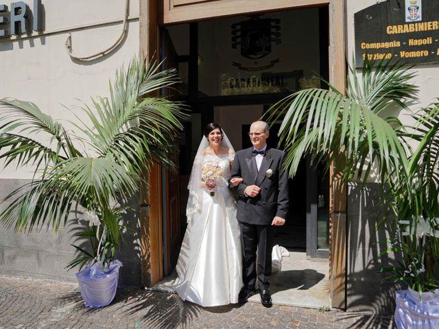 Il matrimonio di Adele e Vincenzo a Napoli, Napoli 35