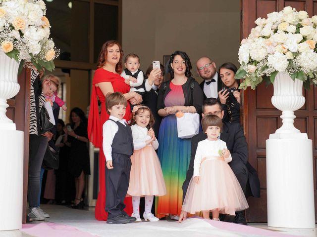 Il matrimonio di Adele e Vincenzo a Napoli, Napoli 37