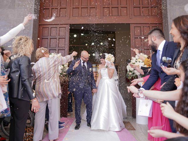Il matrimonio di Adele e Vincenzo a Napoli, Napoli 56