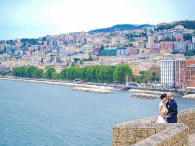 Il matrimonio di Adele e Vincenzo a Napoli, Napoli 58