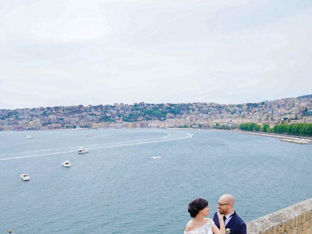 Il matrimonio di Adele e Vincenzo a Napoli, Napoli 63
