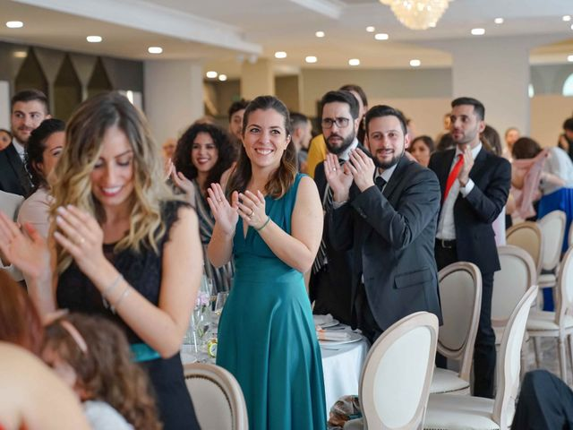 Il matrimonio di Adele e Vincenzo a Napoli, Napoli 84