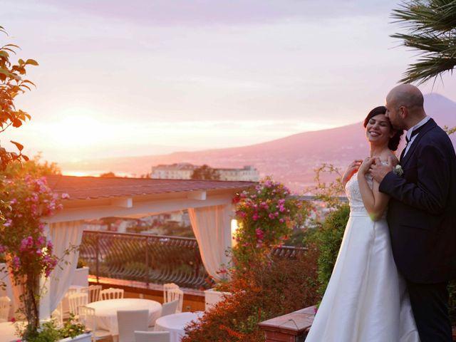 Il matrimonio di Adele e Vincenzo a Napoli, Napoli 86