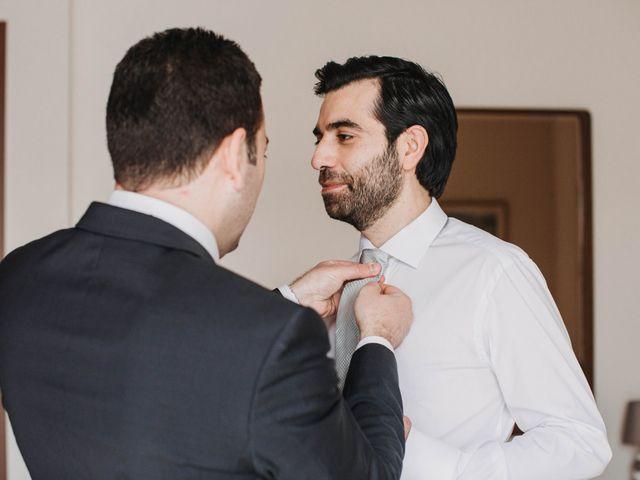 Il matrimonio di Marco e Mariarosaria a Boscotrecase, Napoli 2