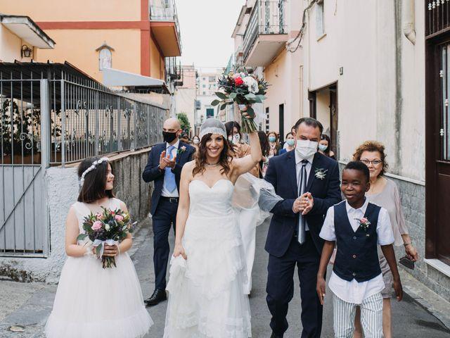 Il matrimonio di Marco e Mariarosaria a Boscotrecase, Napoli 11