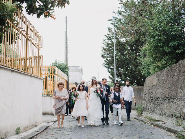 Il matrimonio di Marco e Mariarosaria a Boscotrecase, Napoli 12