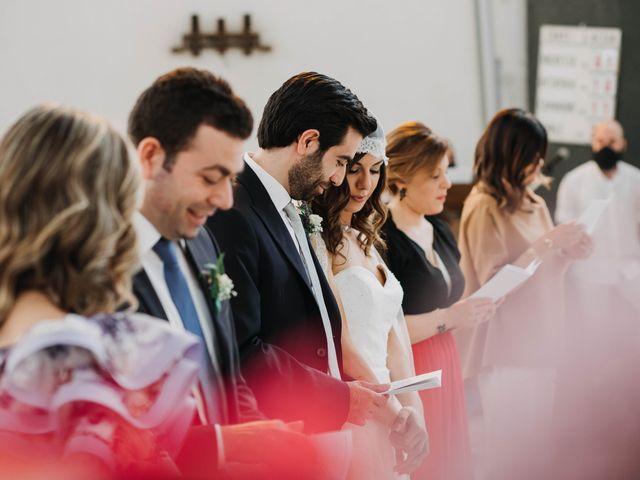 Il matrimonio di Marco e Mariarosaria a Boscotrecase, Napoli 15