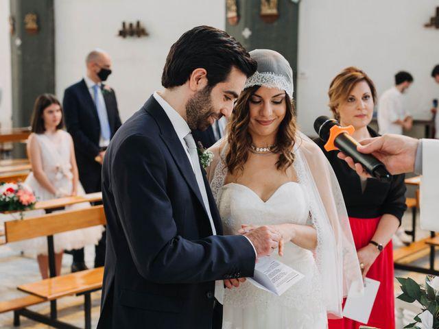 Il matrimonio di Marco e Mariarosaria a Boscotrecase, Napoli 16