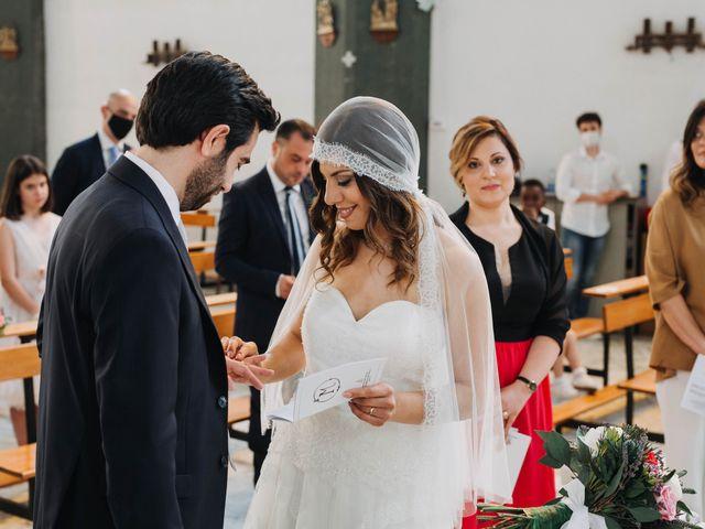 Il matrimonio di Marco e Mariarosaria a Boscotrecase, Napoli 17