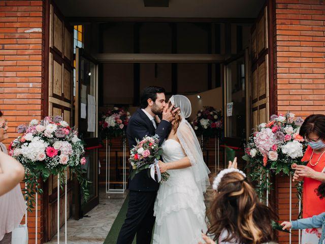 Il matrimonio di Marco e Mariarosaria a Boscotrecase, Napoli 18