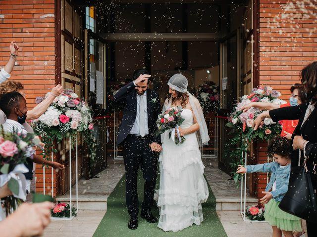Il matrimonio di Marco e Mariarosaria a Boscotrecase, Napoli 20
