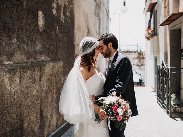 Le nozze di Mariarosaria e Marco