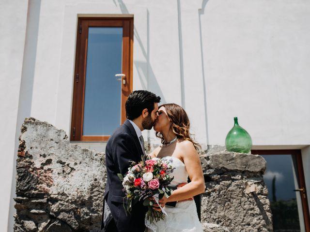 Il matrimonio di Marco e Mariarosaria a Boscotrecase, Napoli 30