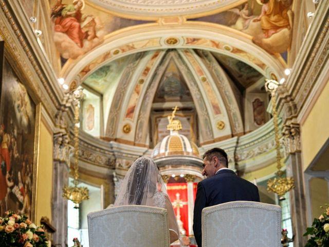 Il matrimonio di Marco e Stefania a Robbiate, Lecco 22