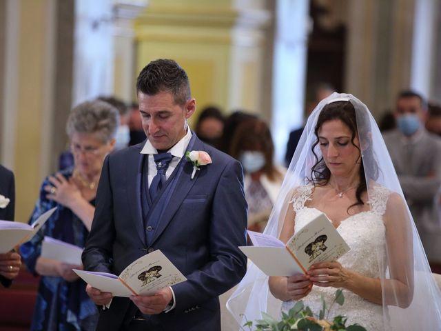 Il matrimonio di Marco e Stefania a Robbiate, Lecco 26