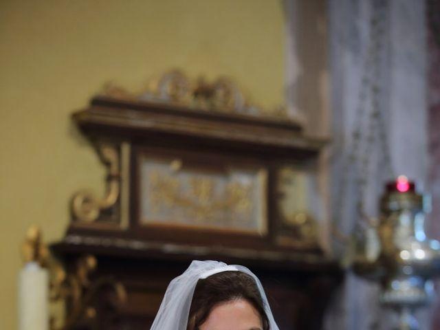 Il matrimonio di Marco e Stefania a Robbiate, Lecco 28
