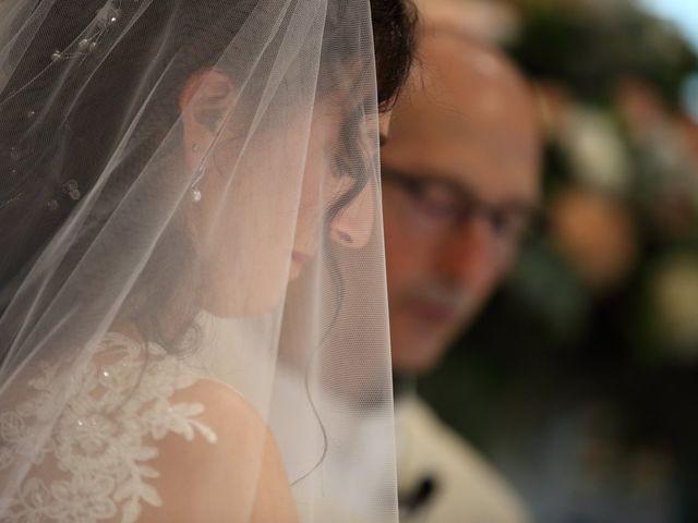 Il matrimonio di Marco e Stefania a Robbiate, Lecco 30
