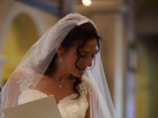 Il matrimonio di Marco e Stefania a Robbiate, Lecco 33