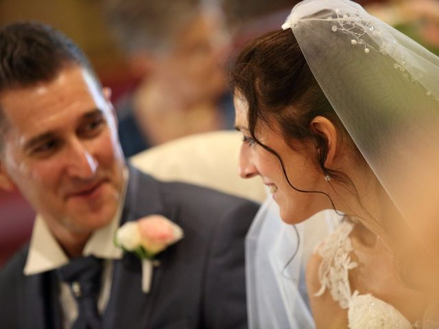 Il matrimonio di Marco e Stefania a Robbiate, Lecco 35