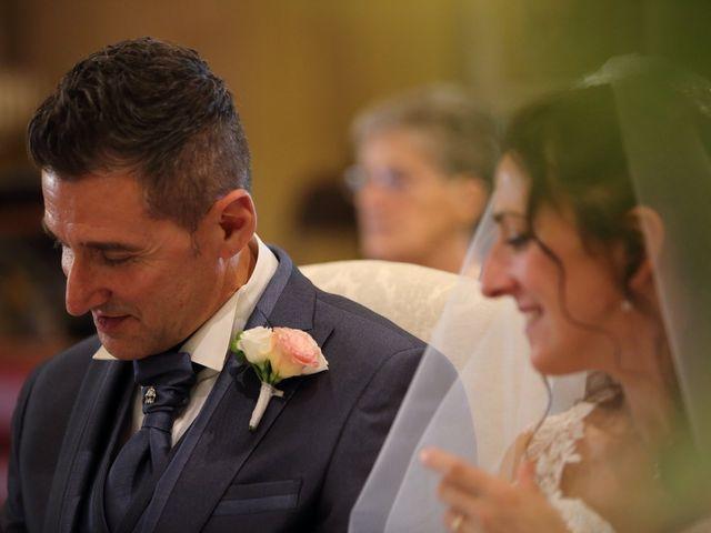 Il matrimonio di Marco e Stefania a Robbiate, Lecco 36