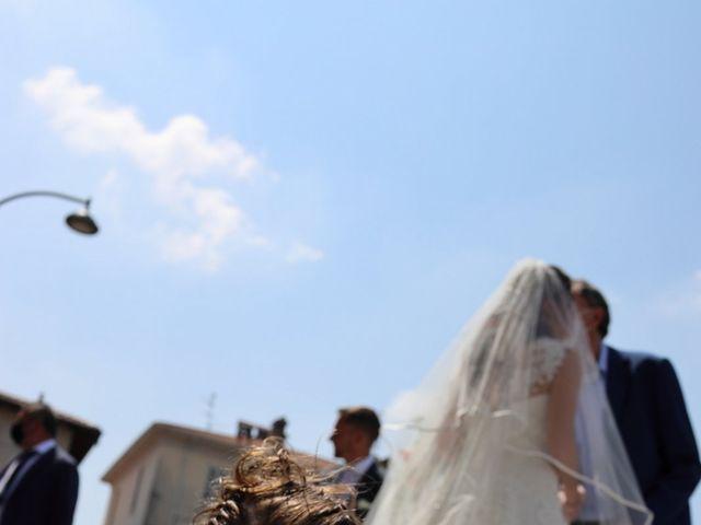 Il matrimonio di Marco e Stefania a Robbiate, Lecco 44