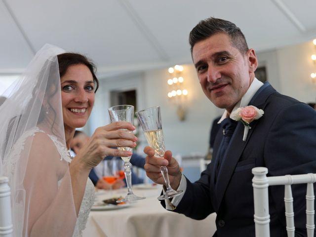 Il matrimonio di Marco e Stefania a Robbiate, Lecco 48