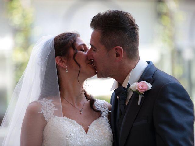 Il matrimonio di Marco e Stefania a Robbiate, Lecco 51