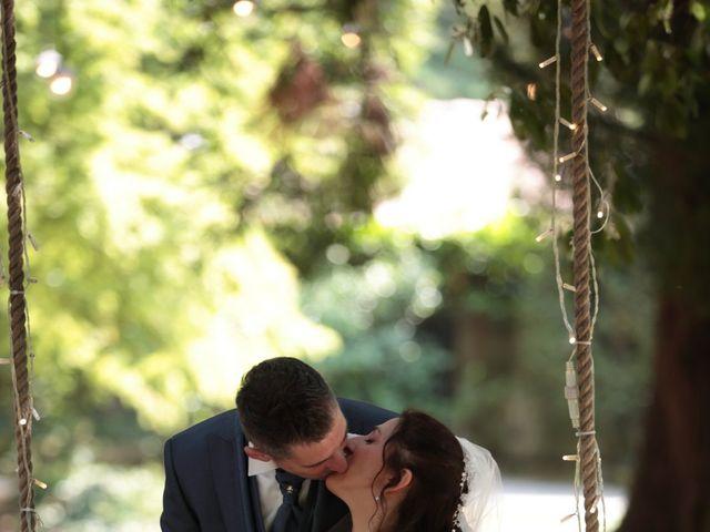Il matrimonio di Marco e Stefania a Robbiate, Lecco 52
