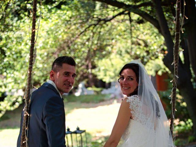Il matrimonio di Marco e Stefania a Robbiate, Lecco 53