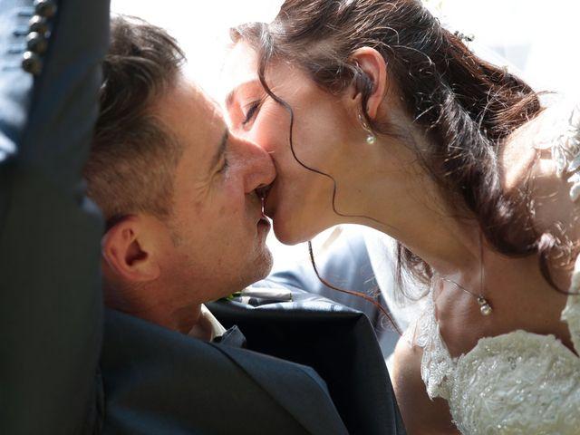 Il matrimonio di Marco e Stefania a Robbiate, Lecco 56
