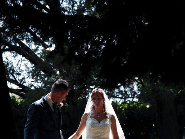 Il matrimonio di Marco e Stefania a Robbiate, Lecco 57