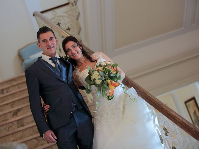 Il matrimonio di Marco e Stefania a Robbiate, Lecco 71