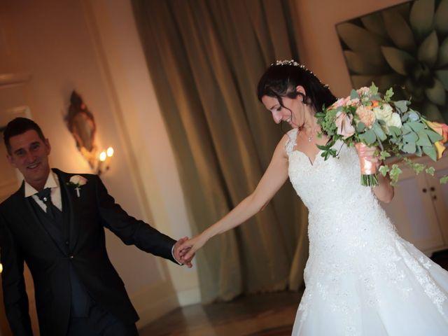 Il matrimonio di Marco e Stefania a Robbiate, Lecco 73