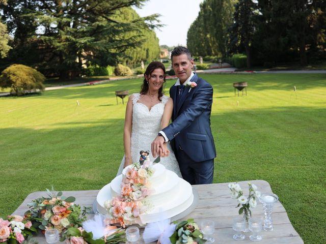 Il matrimonio di Marco e Stefania a Robbiate, Lecco 86